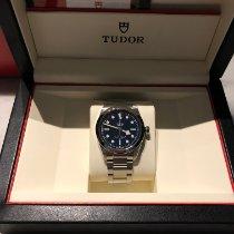 Tudor Black Bay 36 Acier 36mm Bleu Sans chiffres