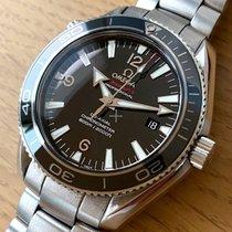 Omega 222.30.42.20.01.001 Acier 2010 Seamaster Planet Ocean 42mm occasion