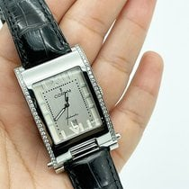 Corum Tabogan Acero 26mm Plata
