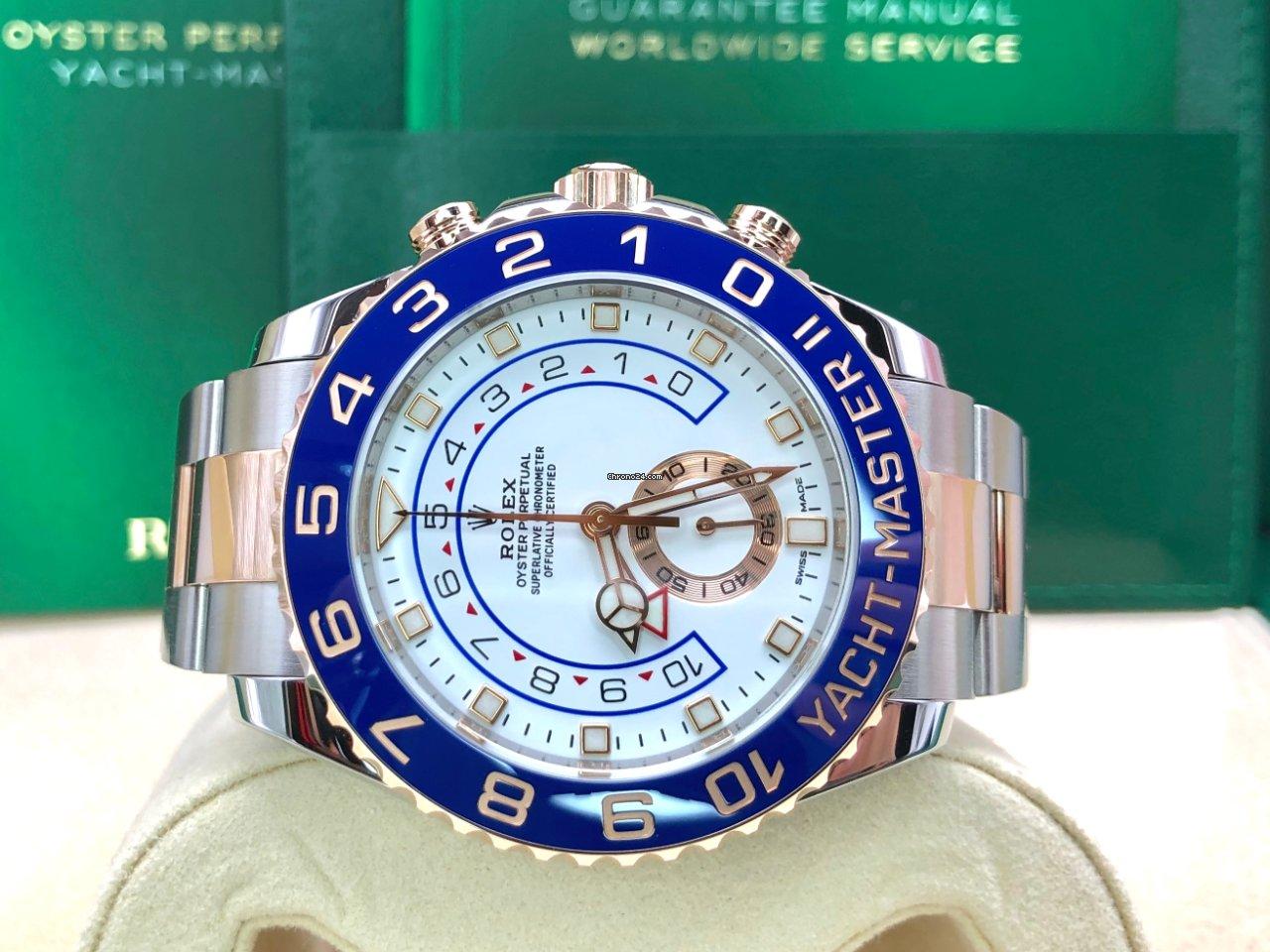 Rolex Yacht-Master II 116681 2020 nuevo