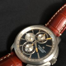 Maurice Lacroix Pontos Chronographe pre-owned 43mm Black