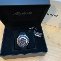Alpina Avalanche Сталь 46mm Черный