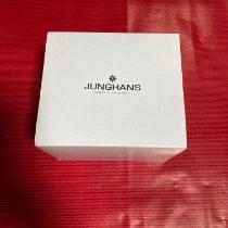 Junghans FORM A Acier 38mm Argent Sans chiffres