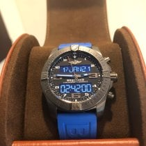 Breitling Exospace B55 Connected VB5510H2/BE45/235S Очень хорошее Титан 46mm Кварцевые