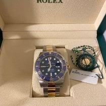 Rolex 16613 Or/Acier 2020 Submariner Date 41mm nouveau