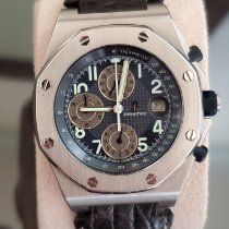 Audemars Piguet Royal Oak Offshore Chronograph Steel 42mm Blue No numerals United States of America, New Jersey, Holmdel