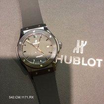 Hublot Classic Fusion 45, 42, 38, 33 mm Керамика 42mm Черный Без цифр
