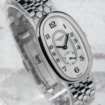 Longines Symphonette pre-owned 21.9mm Silver Steel
