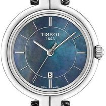 Tissot Flamingo Steel 26mm Blue
