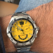 TAG Heuer Steel 43mm Quartz CAF101A.BA0821 pre-owned India, Chandigarh