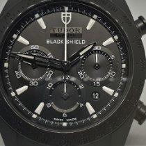 Tudor Fastrider Black Shield 42000CN Очень хорошее Сталь Автоподзавод