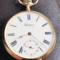 Election Yellow gold 48mm Manual winding pre-owned