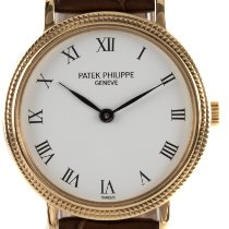 Patek Philippe Yellow gold 25mm Quartz 4819 pre-owned
