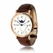 Breguet Classique Rose gold 39mm White United States of America, New York, New York