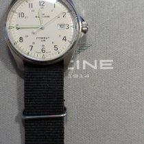 Glycine usados Automático 43mm Blanco Cristal de zafiro 5 ATM