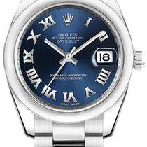 Rolex Lady-Datejust Steel 31mm Blue Australia