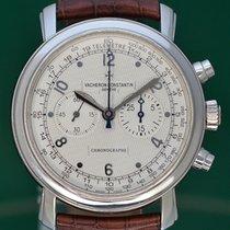 Vacheron Constantin Ouro branco 41mm Corda manual 47120 usado