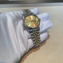 Rolex 16233 Gold/Steel 2000 Datejust 36mm pre-owned United Kingdom, Stratford Upon Avon