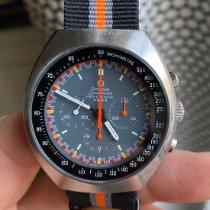 Omega Speedmaster Mark II Acier 42mm Gris Sans chiffres France, Paris