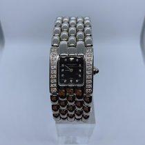 Chaumet Khesis Steel 21mm Black No numerals