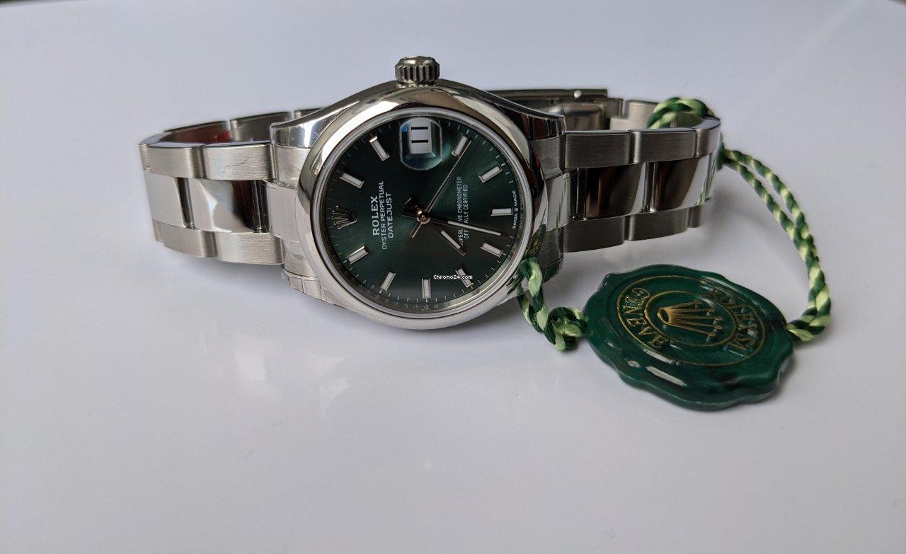 Rolex Lady-Datejust 278240 2020 new