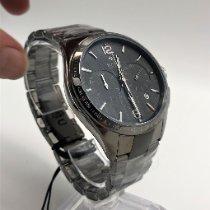 Rado HyperChrome Chronograph Керамика 45mm Cерый Без цифр