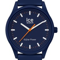Ice Watch Plastic Quartz Blue 40mm new