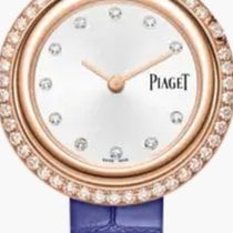 Piaget Possession Rose gold 34mm Silver No numerals United States of America, Texas, Houston
