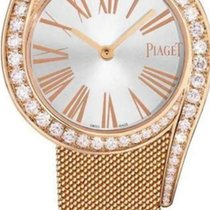 Piaget Limelight Rose gold 32mm Silver (solid) Roman numerals United States of America, Texas, Houston