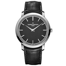 Vacheron Constantin Patrimony White gold 41mm Grey
