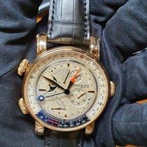 Arnold & Son Pозовое золото 45mm Механические 1QPAR.S07A.C20BD подержанные