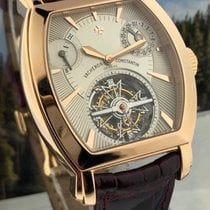 Vacheron Constantin Malte Rose gold Silver United States of America, California, Beverly Hills