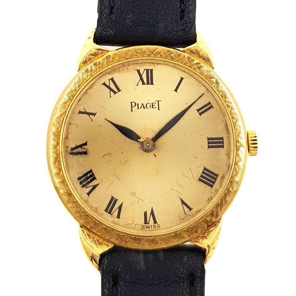Piaget 924 1960 подержанные
