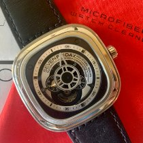 Sevenfriday Steel 47mm Automatic P1B/01 pre-owned United States of America, California, Beverly Hills