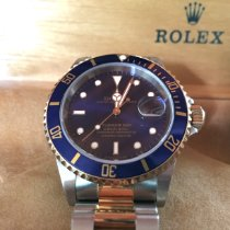 Rolex 16613 Gold/Steel 1997 Submariner Date 40mm pre-owned United States of America, Washington, Woodinville