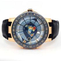 Ulysse Nardin Moonstruck Rose gold 46mm Blue United States of America, Florida, Aventura