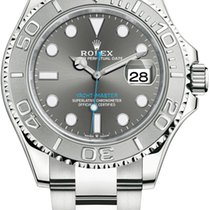 Rolex Yacht-Master 40 Steel 40mm Grey United States of America, New York, Airmont
