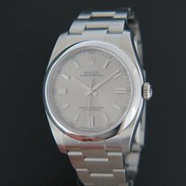 Rolex Oyster Perpetual 36 Steel 36mm Grey
