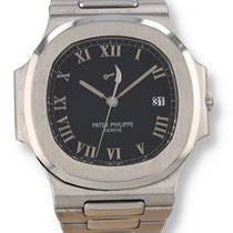 Patek Philippe Nautilus Steel 42mm Black Roman numerals United States of America, New Hampshire, Nashua