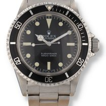 Rolex Submariner (No Date) Steel 40mm Black United States of America, New Hampshire, Nashua
