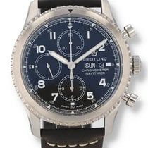 Breitling Navitimer 8 Steel 43mm Black United States of America, New Hampshire, Nashua