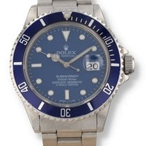 Rolex Submariner Date Steel 40mm Blue United States of America, New Hampshire, Nashua
