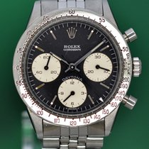 Rolex 6262 Acier 1970 Daytona 37mm occasion