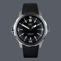 IWC Aquatimer Automatic neu 2017 Automatik Uhr mit Original-Box und Original-Papieren IW329001