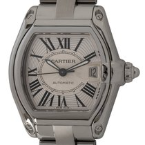 Cartier Roadster Steel 37mm Silver Roman numerals United States of America, Texas, Austin