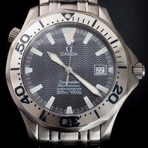 Omega Titane Remontage automatique 41mm occasion Seamaster Diver 300 M