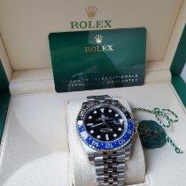 Rolex GMT-Master II Stahl Schwarz Keine Ziffern Schweiz, Bern