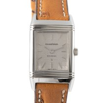 Jaeger-LeCoultre Reverso Lady Steel 26.5mm Silver
