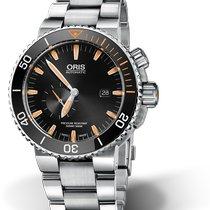 Oris Titane Remontage automatique Noir nouveau Carlos Coste Limited Edition