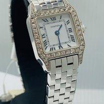 Cartier Santos Demoiselle new 2018 Quartz Watch with original box and original papers WF9003Y8
